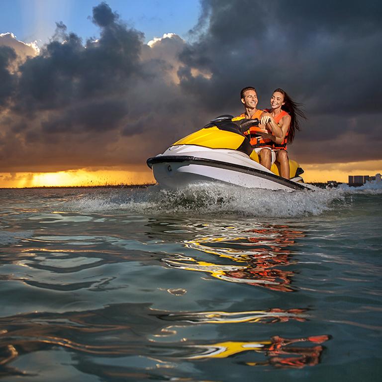 Sunset World – Experiences – Sunset Admiral |  Waverunner