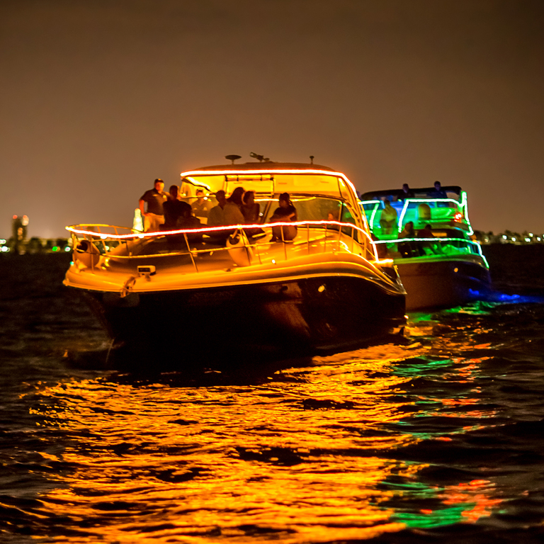 Sunset World - Eventos - SunsetBoatParade