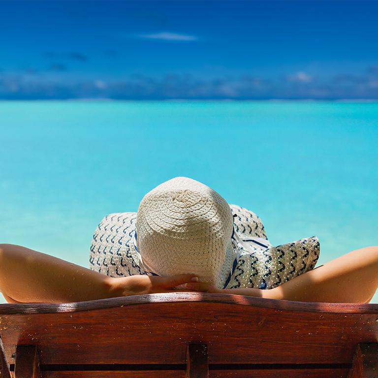 ¿Viajas en verano? Cuidado con el sol