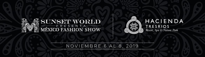 México Fashion Show - 8 de noviembre, 2019