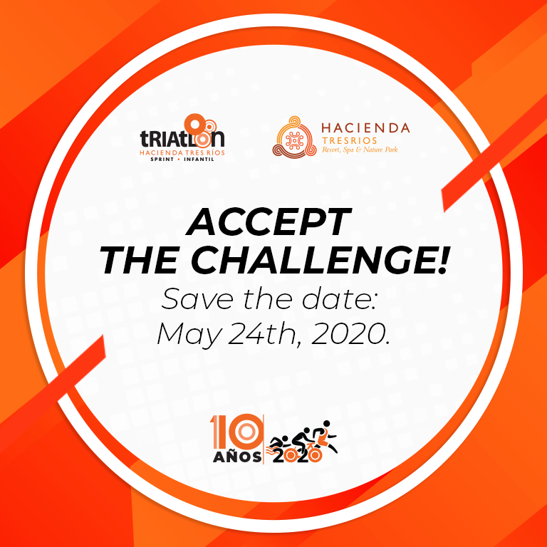 Accept The Chanllenge - Save the date: May 24th , 2020