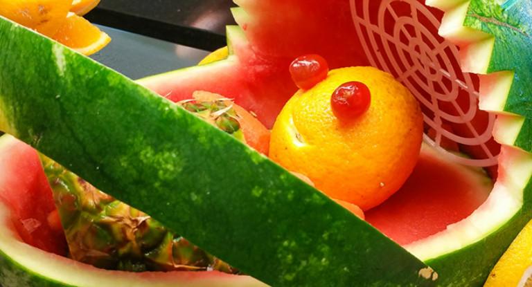 tallado-de-fruta