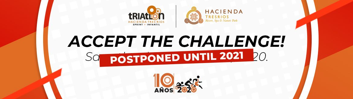 ACCEPTA THE CHALLENGE-POSTPONED UNTIL 2021