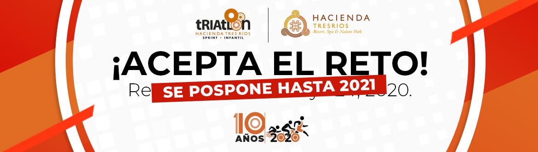 ACEPTA EL RETO - SE POSPONE HASTA 2021