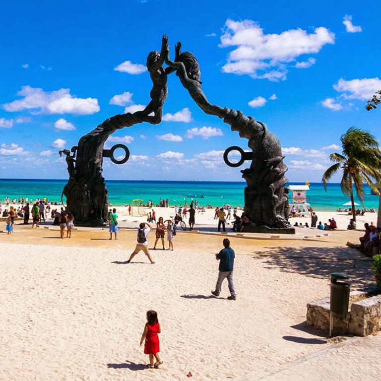 The Heart of Playa del Carmen is Home to a Cultural Legacy
