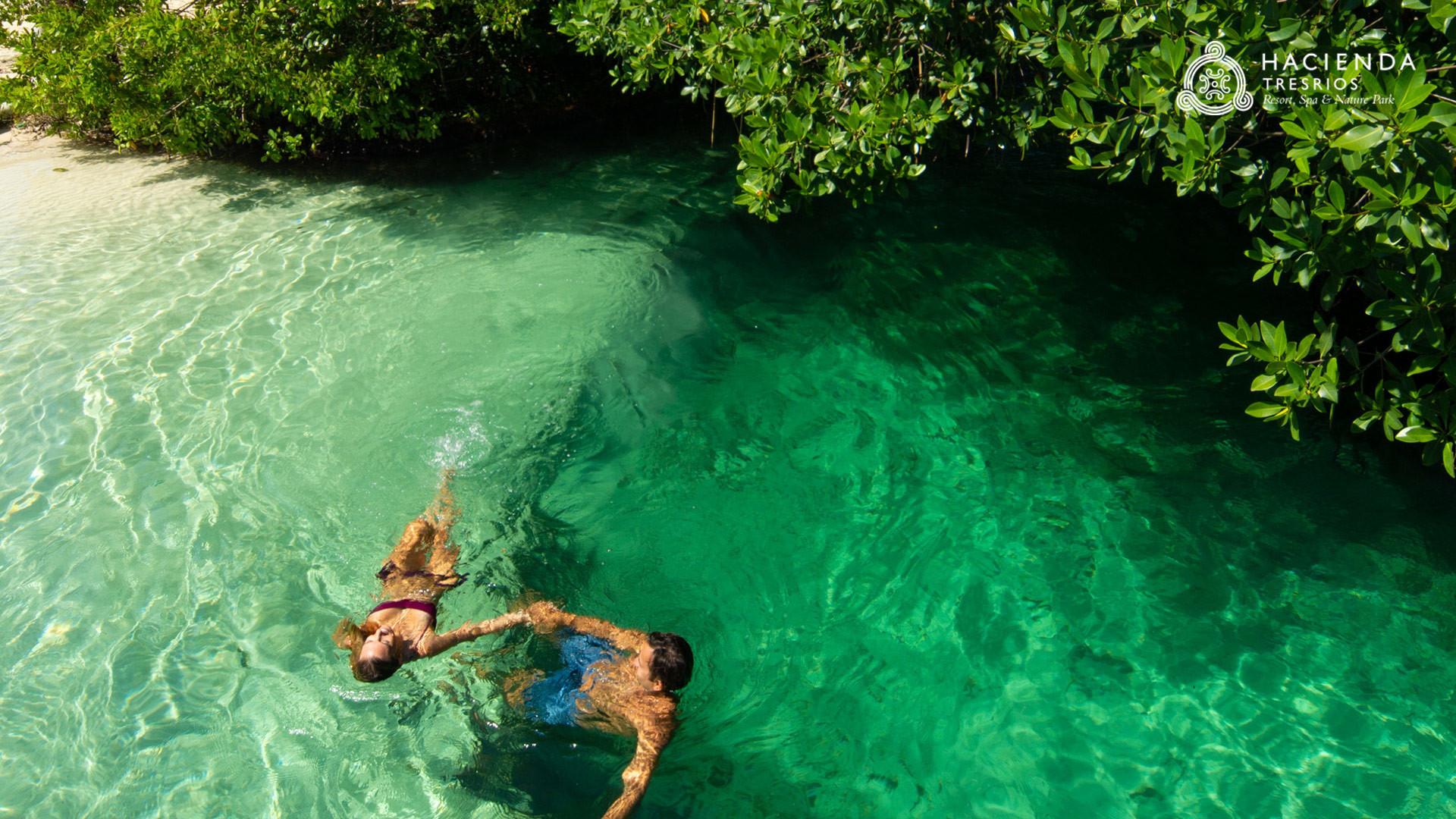 Cenote Hacienda Tres Rios